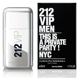 Carolina Herrera - 212 VIP Men Луцк / Каролина Херрера - 212 Вип Мен Туалетная вода Пробник (edt)  Мужская купить в Луцке